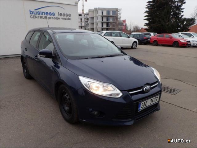 Prodám Ford Focus 1,6 TDCI combi Trend Klima+ESP