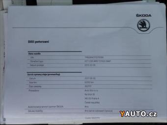 Prodám Škoda Octavia 2,0 TDI DSG Ambi BiXEN+ACC+PDC