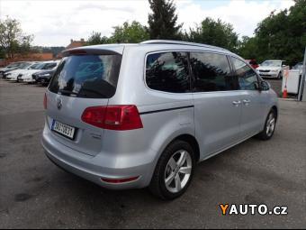 Prodám Volkswagen Sharan 2,0 TDI High NAVI+BiXEN 7míst