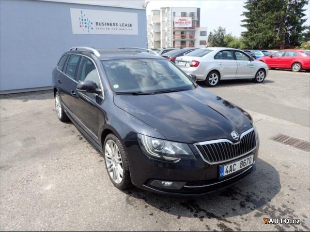Prodám Škoda Superb 2,0 TDI combi Eleg NAVI+BiXEN