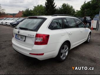 Prodám Škoda Octavia 2,0 TDI Eleg BiXEN+WEBASTO