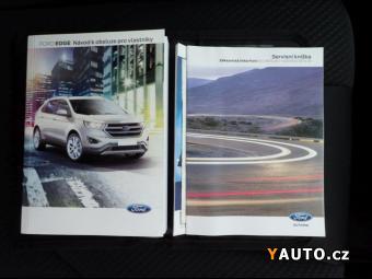 Prodám Ford Edge 2,0 TDCi AWD PShift SPORT NAVI