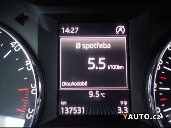 Prodám Škoda Octavia 1,6 TDI combi Eleg Dynamic PDC