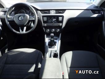 Prodám Škoda Octavia 2,0 TDI combi Style PDC+TAŽNÉ