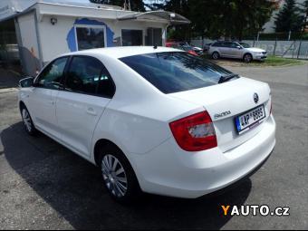 Prodám Škoda Rapid 1,2 TSI Ambition Climatic+PDC
