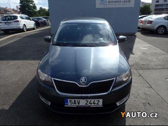 Prodám Škoda Rapid 1,4 TDI Ambition Plus PDC