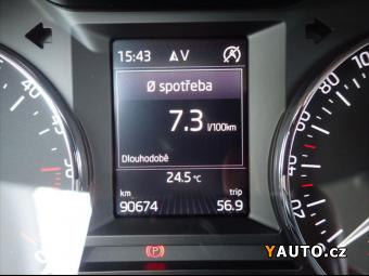 Prodám Škoda Octavia 2,0 TDI Combi Style PDC+TMP