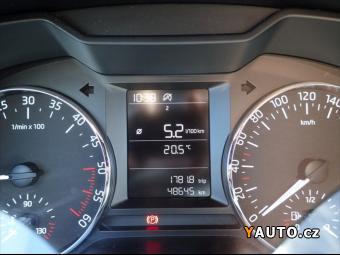 Prodám Škoda Octavia 1,6 TDI Combi Ambition Plus
