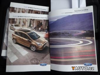 Prodám Ford B-MAX 1,4 Duratec Trend Klimatizace