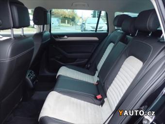 Prodám Volkswagen Passat 2,0 TDI DSG combi High LED+ACC