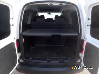 Prodám Volkswagen Caddy 2,0 TDI Maxi Trend NAVI+7míst