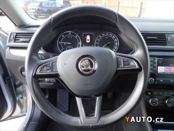 Prodám Škoda Superb 2,0 TDI DSG Style NAVI+TAŽNÉ