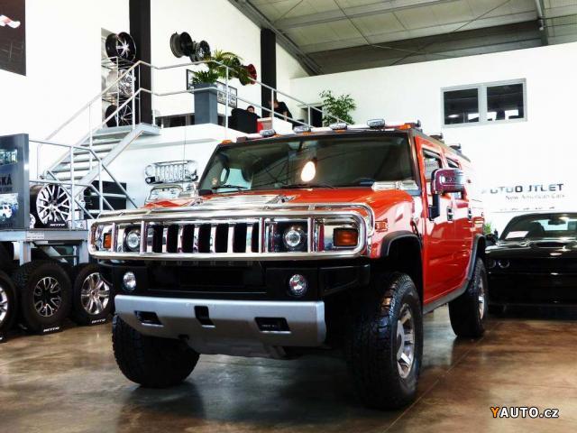 Prodám Hummer H2 6.2 Luxury Air NAVI MY2008 prodej Hummer H2 Terénní ... de81758db93