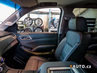 Prodám GMC Yukon 6,2 Denali 4WD 2017 Blu-Ray
