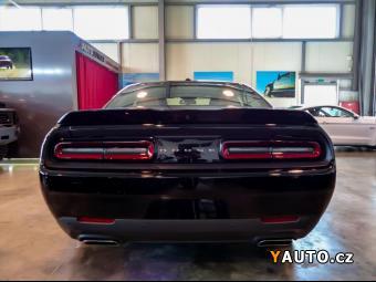Prodám Dodge Challenger 5,7 R, T PLUS HEMI AUT MY2018