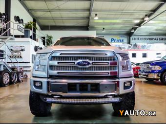 Prodám Ford F-150 3,5 ULTIMATE FOX RACING, BDS
