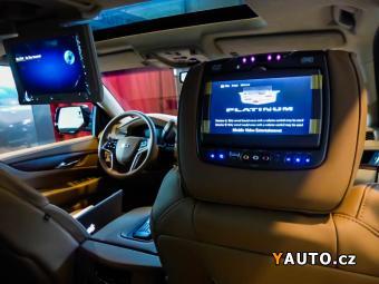 Prodám Cadillac Escalade 6,2 ESV Plat. 8-rychl EU Navi