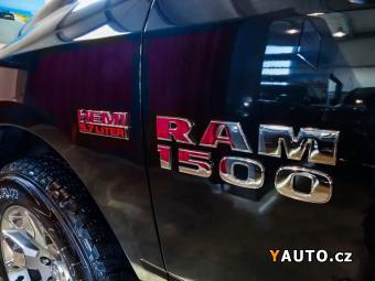 Prodám Dodge RAM 5,7 LIMITED Vzduch EU NAVI