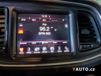 Prodám Dodge Challenger 3,6 SXT V6 Plus 20Alu EU NAVI