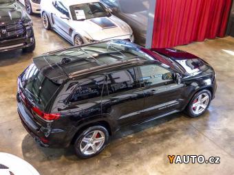 Prodám Jeep Grand Cherokee 6,4 SRT EU verze facelift