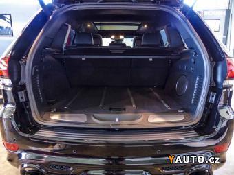 Prodám Jeep Grand Cherokee 6,4 SRT EU Černé disky 2017