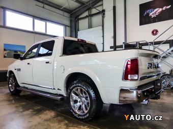 Prodám Dodge RAM 5,7 LIMITED Vzduch LPG EU NAVI