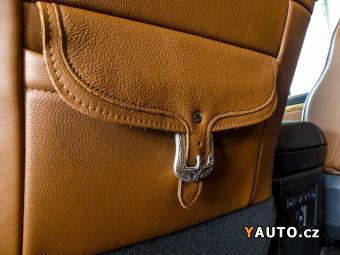 Prodám Dodge RAM 5,7 Longhorn Vzduch NAVI