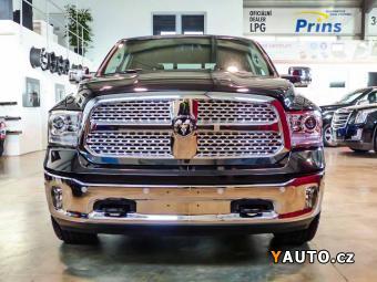 Prodám Dodge RAM 5,7 Laramie Prodl. korba 2017