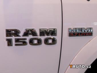 Prodám Dodge RAM 5,7 Delší korba Vzduch 2018