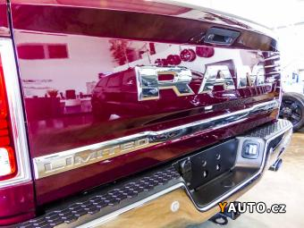 Prodám Dodge RAM 5,7 LIMITED Vzduch RAMBOX NAVI