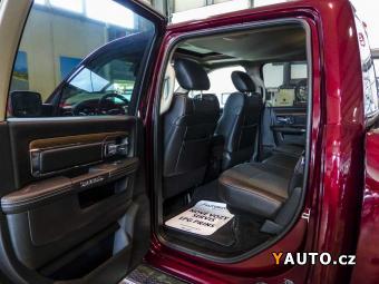 Prodám Dodge RAM 5,7 Laramie Vzduch NAVI
