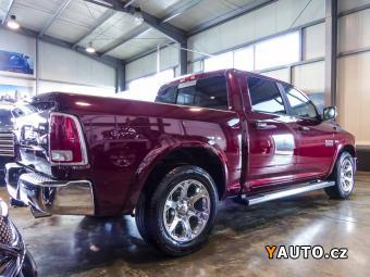 Prodám Dodge RAM 5,7 Laramie Vzduch NAVI 2018