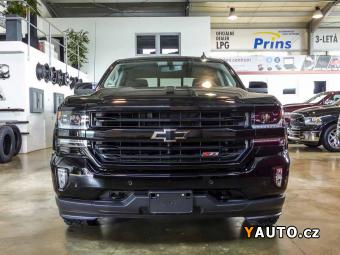 Prodám Chevrolet Silverado 6,2 Z71 Midnight Edition