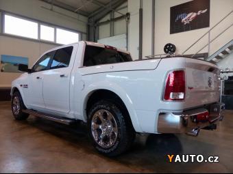 Prodám Dodge RAM 5,7 Laramie RAMBOX NAVI 2018