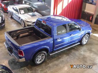 Prodám Dodge RAM 5,7 Laramie HEMI EU NAVI