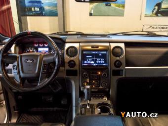 Prodám Ford F-150 6,2 RAPTOR SUPERCAB XD20 LPG