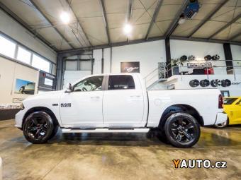 Prodám Dodge RAM 5,7 Sport Black pkg. AIR 2018