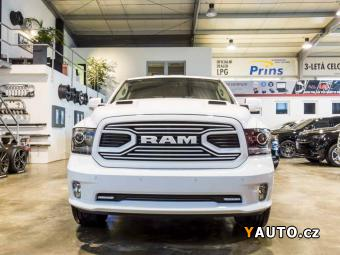Prodám Dodge RAM 5,7 Sport Black pkg. AIR 2018