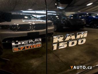 Prodám Dodge RAM 5,7 Sport EU Navi MY2018