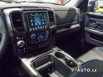 Prodám Dodge RAM 5,7 Delší korba Rambox MY2018