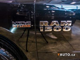 Prodám Dodge RAM 5,7 Delší korba Rambox Air 18