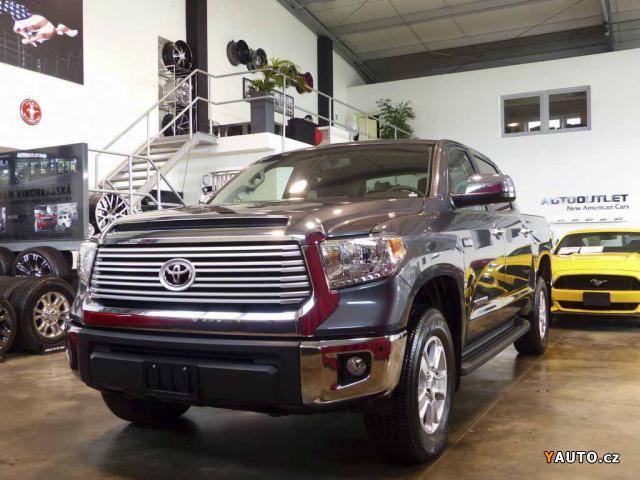 Prodám Toyota Tundra 5,7 LIMITED 4x4 Crew Max