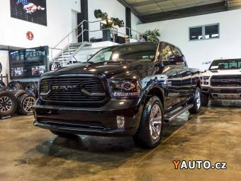 Prodám Dodge RAM 5,7 Sport Delší korba MY2018