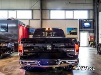 Prodám Dodge RAM 5,7 Laramie HEMI SnugTop NAVI