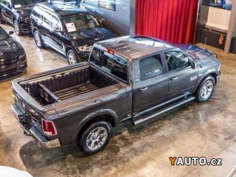 Prodám Dodge RAM 5,7 Laramie Delší korba Rambox