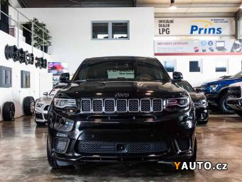 Prodám Jeep Grand Cherokee 6,2 Trackhawk s. Leather 707HP