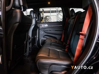 Prodám Jeep Grand Cherokee 6,2 Trackhawk s. Leather 707HP