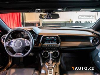 Prodám Chevrolet Camaro 6,2 2SS V8 MY2018