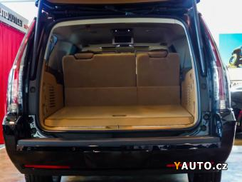 Prodám Cadillac Escalade 6,2 ESV Platinum Nav MY2018
