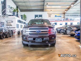 Prodám Ford F-150 5,0 Platinum Panorama MY2019